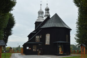Kościół wCieszęcinie